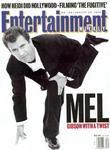 EW cover - MEL GIBSON